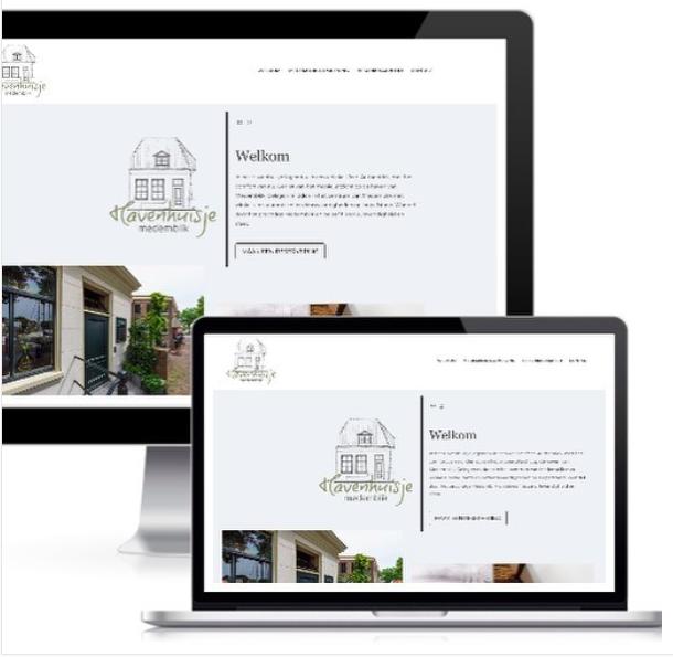 Portfolio Webpraktijken Havenhuisje Medemblik