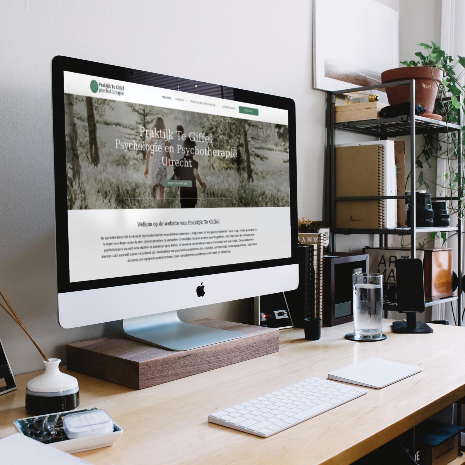 Portfolio WordPess websites Webpraktijken