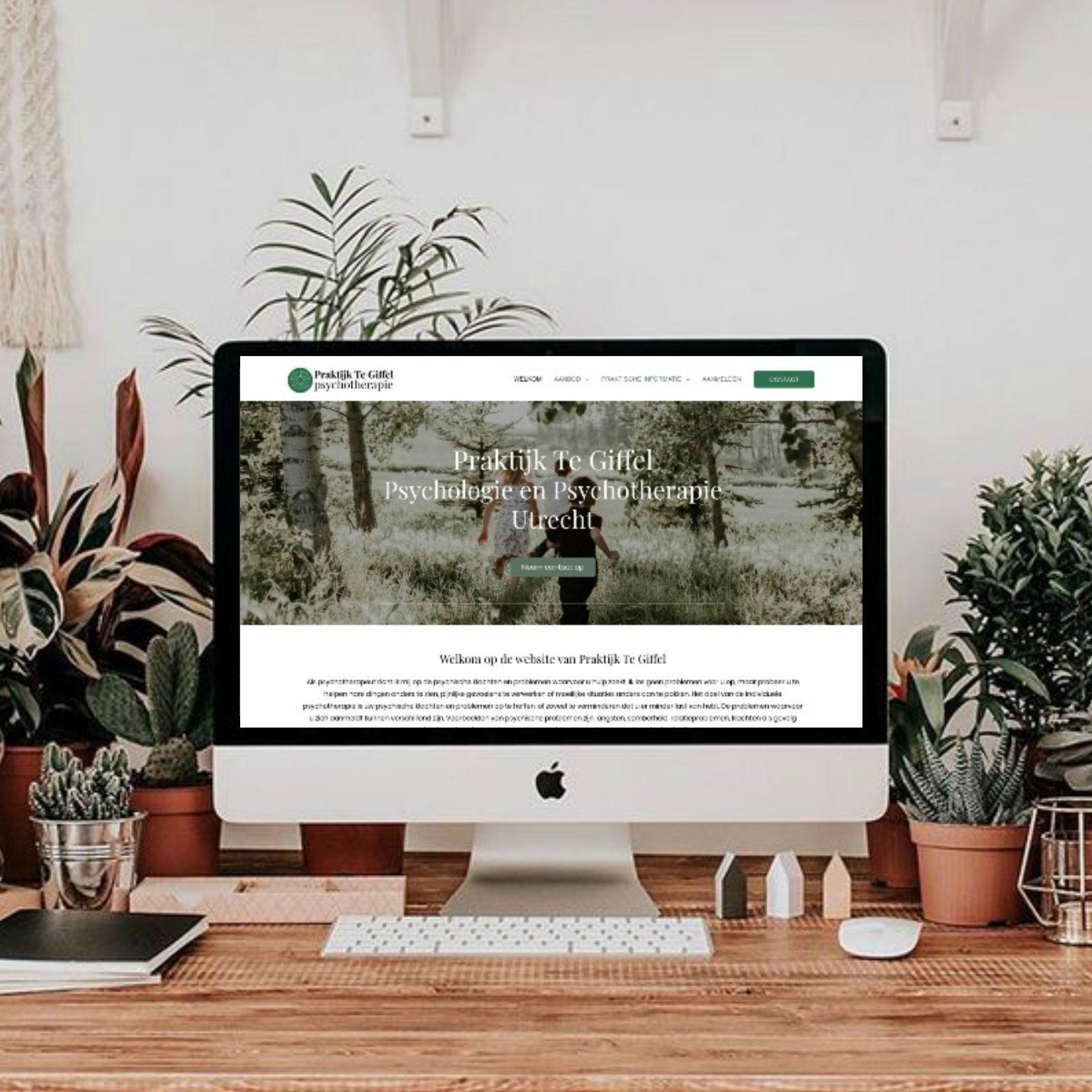 Portfolio Webpraktijken
